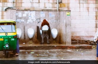 Toilet in Delhi