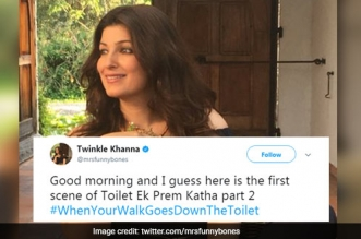 Is Mumbai Really Open Defecation Free? Twinkle Khanna's Tweet About A Man Defecating On Versova Beach Shows A Different Reality