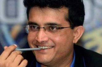 Sourav Ganguly bats for waste segregation