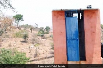 Toilets in Rajasthan