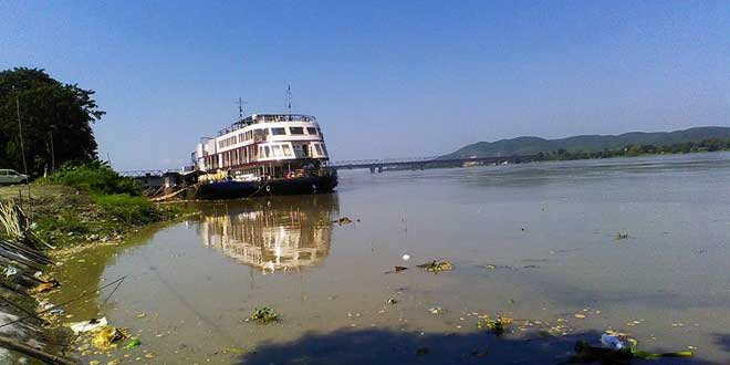 Pollution in Brahmaputra