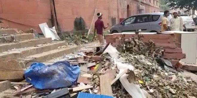 raisina-hills-not-clean-swachh_NDTV_660