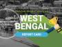 West Bengal sanitation report card