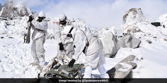 Despite Logistic Challenge, Indian Army Successfully Clears 63 Tonnes Of Garbage From Siachen Glacier Since 2014