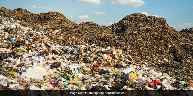 The Growing Garbage Mountains In Leh