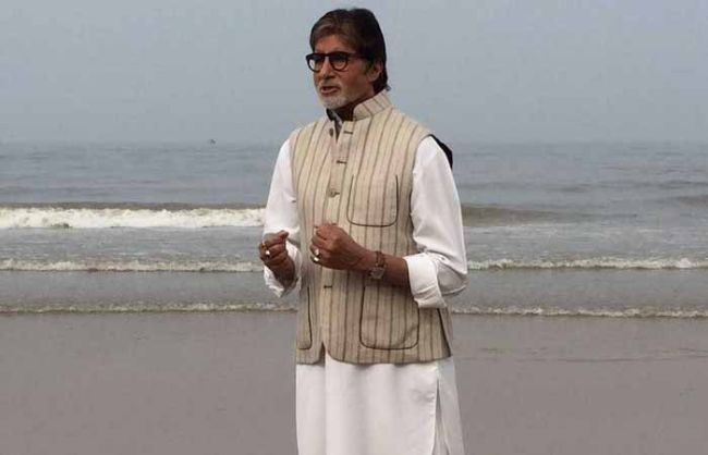 Ragpickers Are The Real Hero Of Swachh Bharat Abhiyan: Amitabh Bachchan
