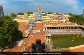Tamil Nadu's Meenakshi Temple Bags 'Cleanest Iconic Place' Title, Beats Taj Mahal, Golden Temple