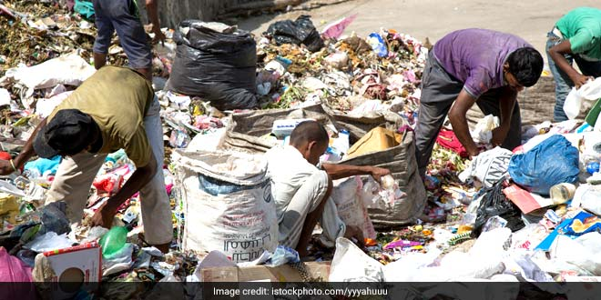 Ragpickers Heave A Sigh Of Relief As GST On Recycling Waste Comes Down
