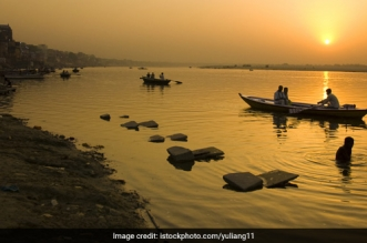 The river Ganga