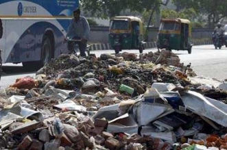EDMC sanitation workers go on strike