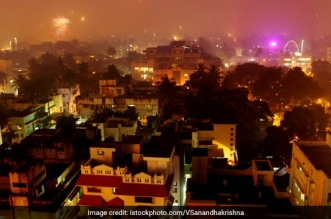Diwali Effect Here's A Look At How These Cities Choked Due To Air Pollution In 2016