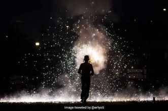 Firecrackers in India