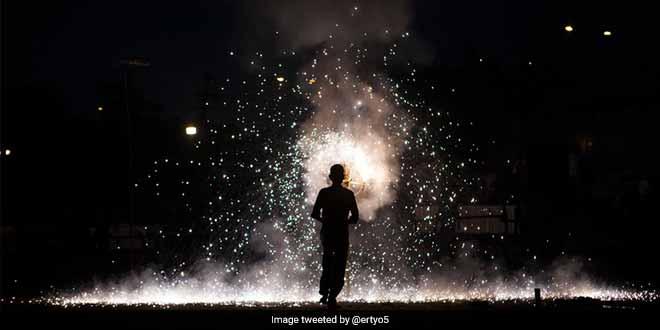 Firecrackers in India
