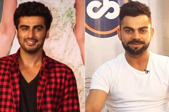 #Right2Breathe: No Crackers This Diwali, Say Virat Kohli, Arjun Kapoor