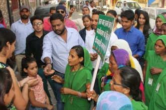 Varanasi Green Women Warriors Are Going Door-To-Door To Spread The Message Of Celebrating Eco-friendly Diwali