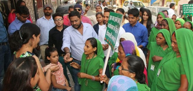 Varanasi Green Women Warriors Are Going Door-To-Door To Spread The Message Of Celebrating Eco-friendly Diwali
