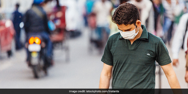 Punjab Pollution Control Board Advises Senior Citizens, Patients And Children To Not Go Out