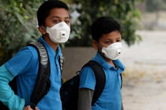 Delhi Is 'Out Of Breath': As Air Quality Gets 42 Times More Polluted Than Permissible Limit, Primary Schools To Remain Shut Tomorrow