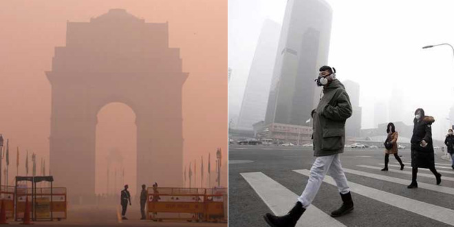A Tale Of Two Capitals: Delhi And Beijing's Fight To Curb Air Pollution