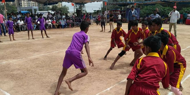 Bengaluru Transforms A 6-Year Old Wasteland Into A Kabaddi Ground In 12 Days
