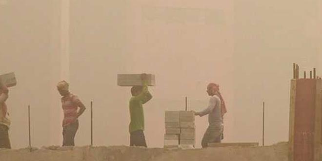 Factors causing Delhi's air pollution