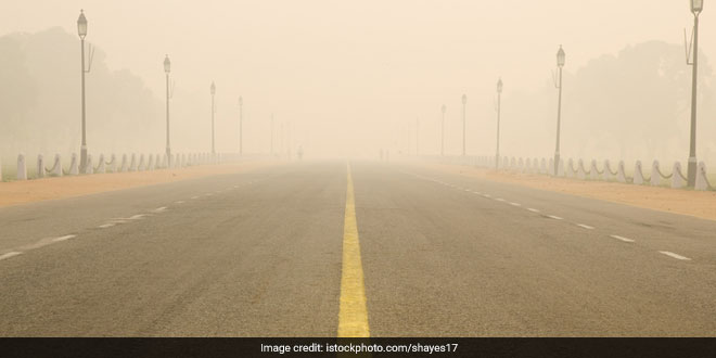 Road dust in Delhi can be utilised well if collected properly