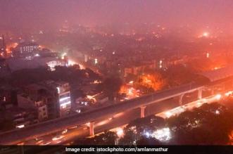 Air Pollution: Pollution Levels In Neighboring Uttar Pradesh Is Worse Than Delhi