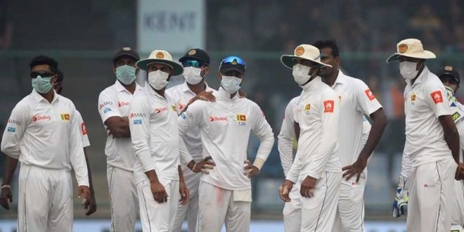 Delhi's Air Pollution Emergency: The Green Court Raps Delhi Government For Holding India-Sri Lanka Test Despite Hazardous Air Quality