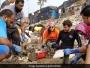 Beach cleanup post cyclone Ockhi