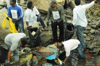 50 kilos Of Plastic Found In A Dead Shark Sparks A Beach Clean Up In North Chennai