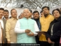 Manohar Lal Khattar flagged off 150 waste management vehicles