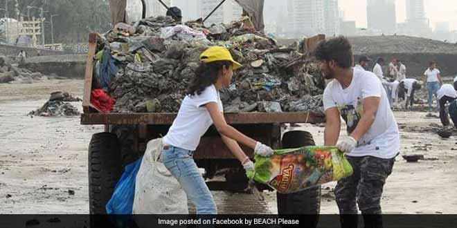 15 weeks, 55,000 Kilos Of Trash, Beach Please Is Slaying In Mumbai