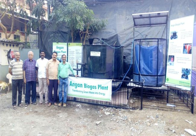 Mumbai's Cleanest Religious Institution Is Now Producing Electricity From Garbage