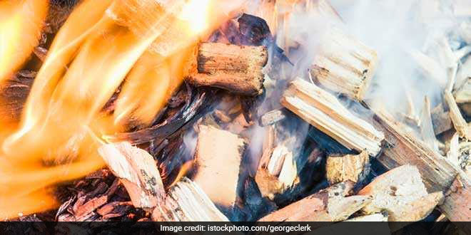 Domestic Biomass Burning Deadliest Air Pollution Source In India Study