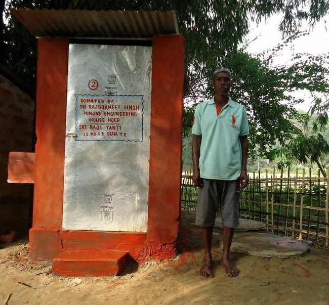 Daan A Toilet How This 'One-Of-Its-Kind' Concept Is Eliminating Open Defecation In Assam's Jorhat District