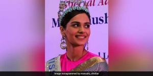 Spreading Awareness On Menstrual Hygiene Is A Social Cause, Should Be Taken By Every Individual And Not Just Politicians: Miss World Manushi Chillar