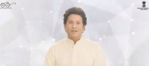 If Each One Of Us Will Just Keep One Square Foot Area Clean, Our Country Will Become Truly Swachh: Sachin Tendulkar