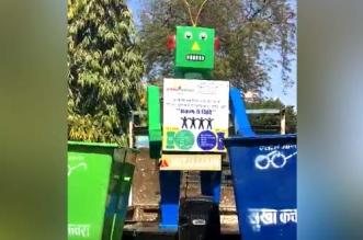 #UjjainBanegaNo1: Will The CLEAN O Robot Help Ujjain Attain Top Position In Swachh Survekshan 2018?