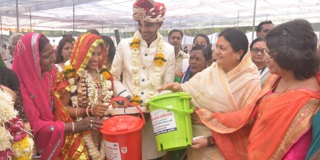 Tying The Knot In Indore? Here Is The Civic Body's Gift For A Swachh Marital Life