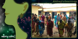 Women Power Leads The Way Towards A Swachh Bharat