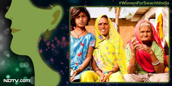 Salute The Spirit Of These Rural Women Of India Who Fought Against All Odds Just To Build A Toilet At Home