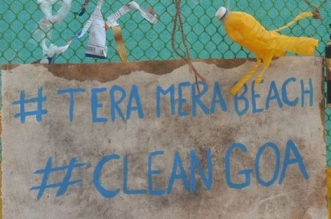 Goa's Success Story: #TeraMeraBeach Completes 150 Days Of Combining Cleanliness With Fun