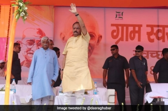 Jharkhand Chief Minister Raghubar Das Urges People To Eradicate Open Defecation From The State By October 2, 2018