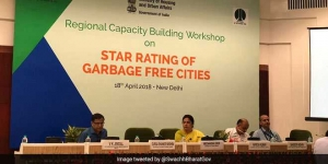 New System On the Block: 7-Star Ratings To Assess Cleanliness In India's Urban Spaces, Hopes To Ensure 100% Waste Management