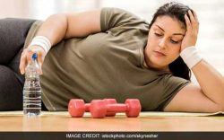 A survey has found that one in five Indian women are overweight