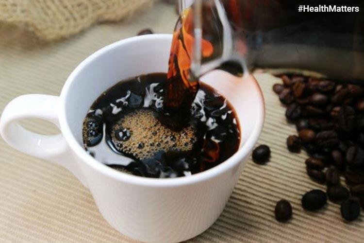 coffee metabolism improvement
