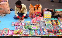 Toxic Elements Found In Delhi's Recycled Plastic Toys Stud