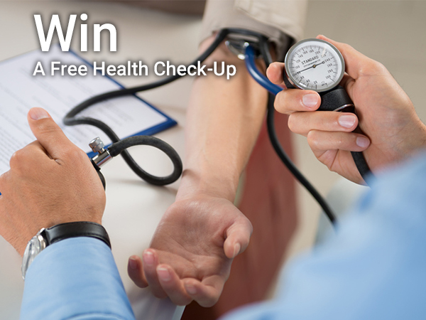 Win Free Health Checkup Health Matters Contest