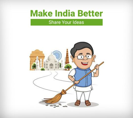 Share Your Ideas For Behtar India