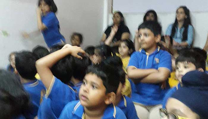 Billabong school behtar india